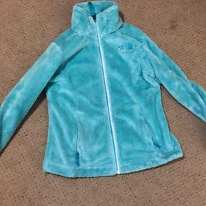 A kids Northface jacket